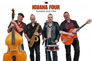 The Iguana Four - 2014